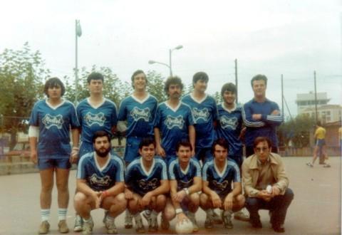 liga balonmano 1972: