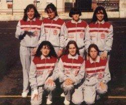 El San Roque también ha tenido equipo femenino