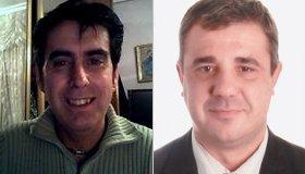 Miguel A. Bermejo y Federico Bustamante
