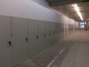 Instalaciones de El Trastero Americano en la PLaza de Las Estaciones de Santander