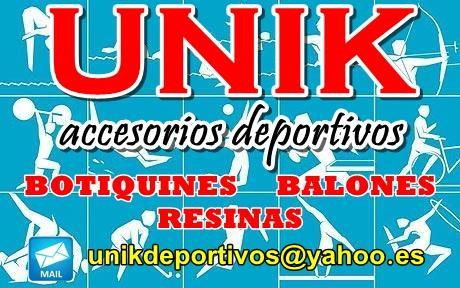 UNIK, nuevo colaborador del AVP San Roque
